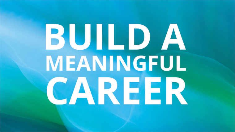 Build A Meaningful Career
